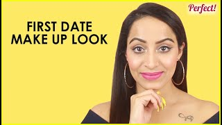 Make-Up look for first date   Beauty & Style   Perfect! by Pyar.com