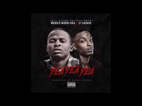 Mookie Mardigra Feat 21 Savage - Yea Yea Yea Instrumental