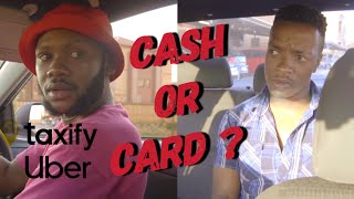 South African Cab Drivers Be Like 🚘 🇿🇦😂 (Skits By Sphe)