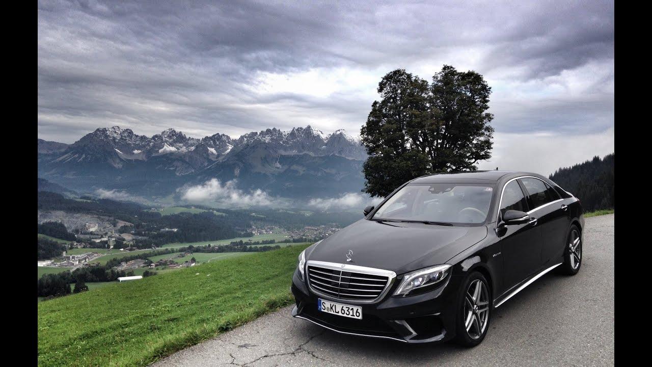 Mercedes S63 Amg W222 Slapstick Fazit Testdrive S Cl