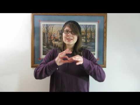 Love Broke Thru  Tomac  Sign Language