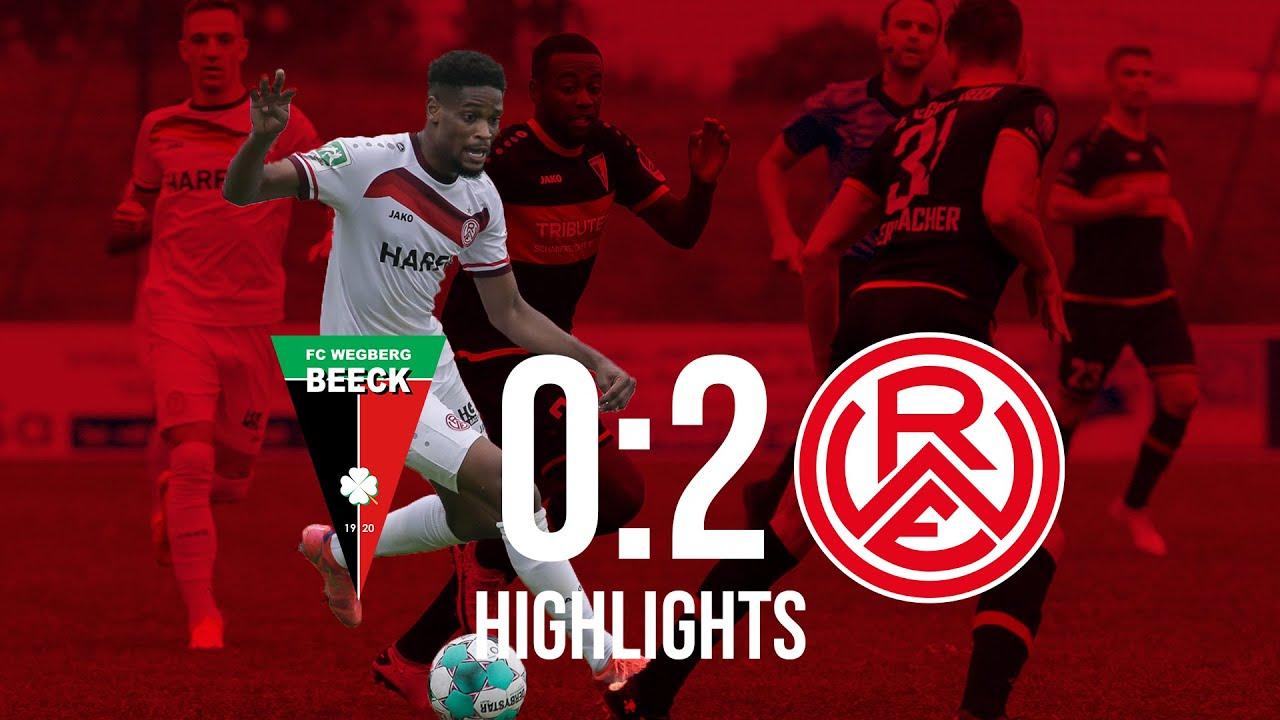 42. Spieltag - Saison 2020/2021: FC Wegberg-Beeck - RWE