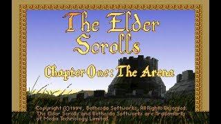 The Elder Scrolls: Arena (PC/DOS) 1994, Bethesda Softworks