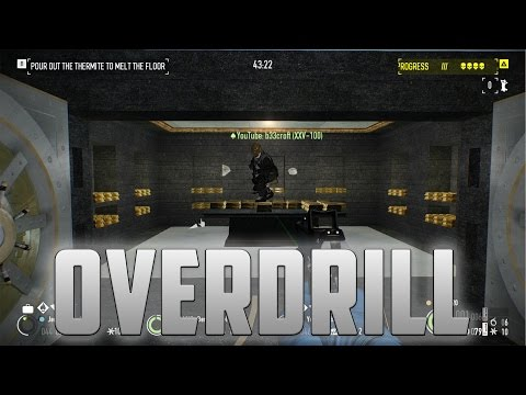 Overdrill - Payday 2 (First World Bank Overdrill Achievement