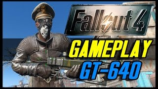 Fallout 4 PC Gameplay on EVGA GeForce GT 640 - FPS, Performance & Tips