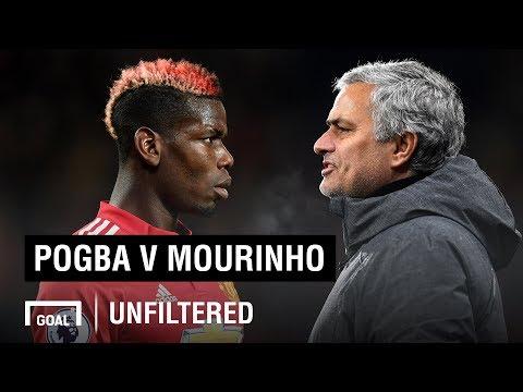 Jose Mourinho v Paul Pogba, who wins?
