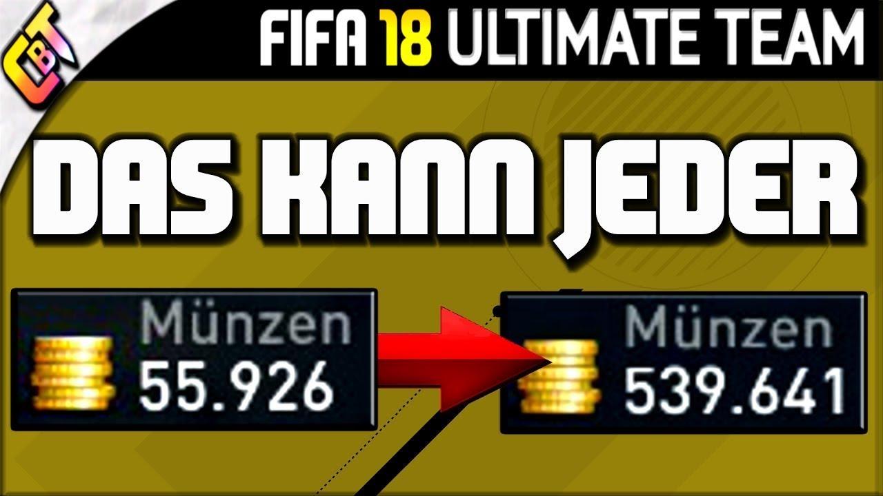 Fifa 18 Bester Trading Tipp Um Einfach Coins Zu Machen Youtube