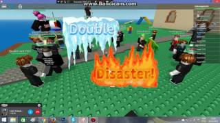 ROBLOX-DISASTRES AND NICK VISION-[FT. LUKETE AND BJC]