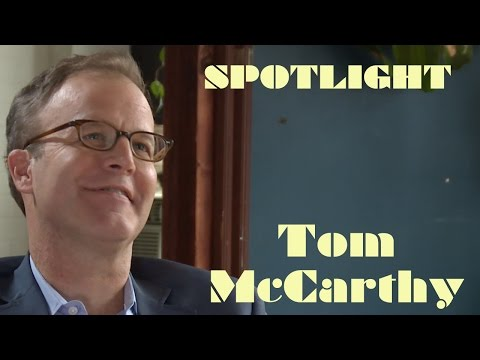 DP/30 @ TIFF: Spotlight, Tom McCarthy