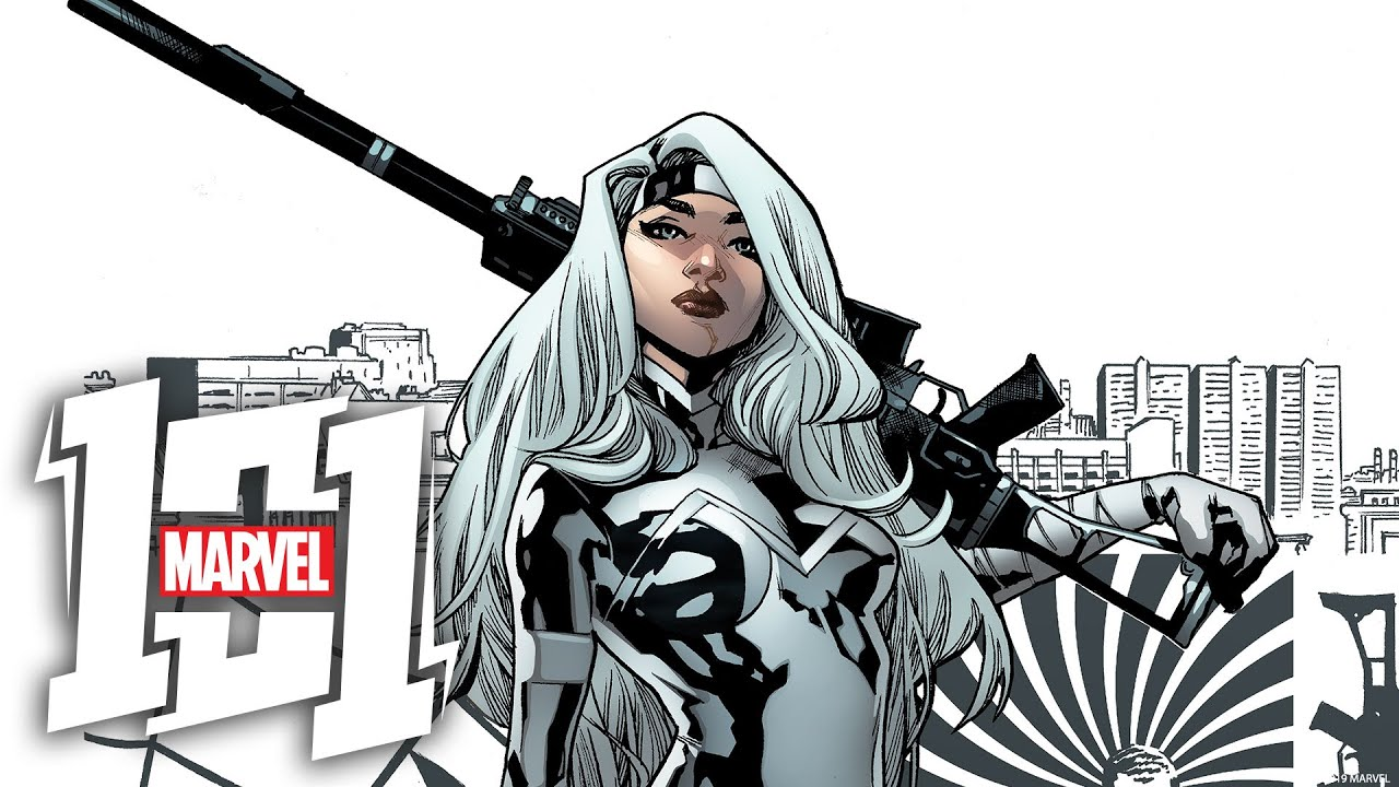 Silver Sable | Marvel 101