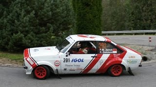 Rallye Mont blanc VHC 2014