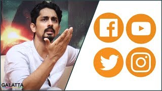 Ban these people from social media - #Siddharth #Aval