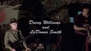 Davey Williams and LaDonna Smith - just a moment