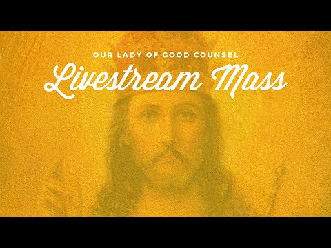 OLGC Plymouth 8AM Mass 11/22/20 - Solemnity of Our Lord Jesus Christ, King of the Universe