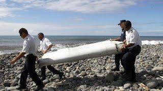 Flug MH370 - Gefundenes Wrackteil soll zu Boeing 777 gehören