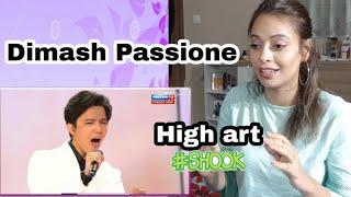 Download Dimash Kudaibergen - Passione ~REACTION ( A MasterPiece) Mp3 and Videos