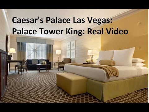 Caesars Palace Vegas: Palace Tower King  - Did you know this?? from top-buffet.com