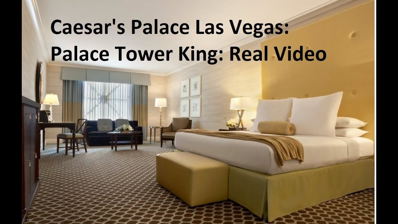 Caesars Palace Vegas Palace Tower King Did You Know This From Top Youtube