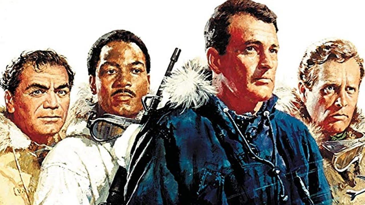 War Movie : Ice Station Zebra (1968)