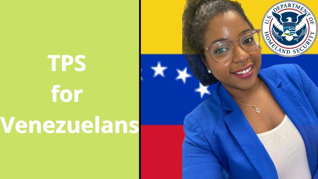 TPS for Venezuela
