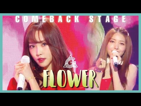 [Comeback Stage] GFRIEND - FLOWER ,  여자친구 - FLOWER Show Music Core 20190706