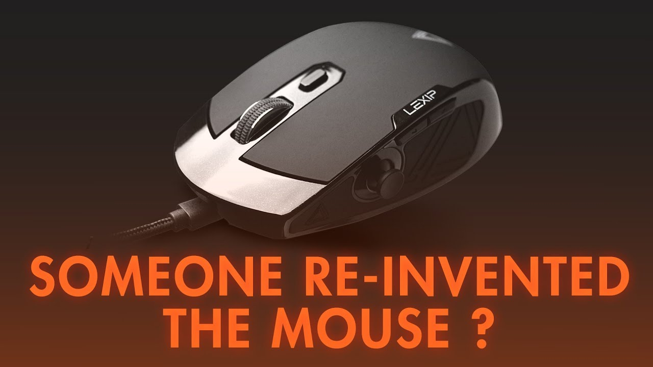 7eecc784ee1 Lexip | Kickstarter's Most Funded Gaming Mouse | LEXIP