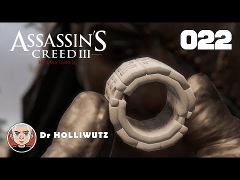 Assassin's Creed III #022 - Schatzinsel Oak Island [PS4] | Let's play AC3 remastered