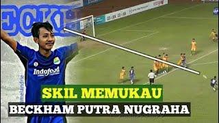 Inilah Skill luar biasa Bekham putra nugraha pemain persib Bandung u19 yang layak masuk timnas u19!