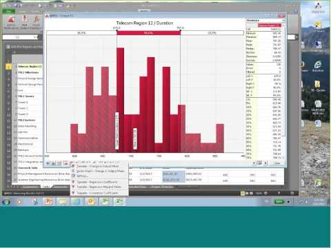 Intro to Monte Carlo Simulation for Project Schedule Risk Analysis using @RISK - Webcast