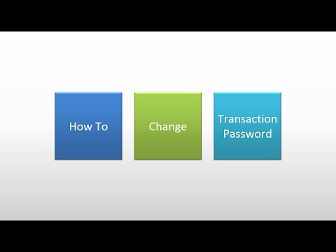 how-to-change-transaction-password-in-indian-bank?