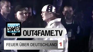 Team Selfmade-Records vs. Team Schalke - Feuer über Deutschland 1 (hosted by Kool Savas)