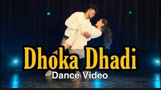 Dhokha Dhadi   dance Video   Collaboration   Rahul Patel   Niranjani Rao   Rahul Dance Academy