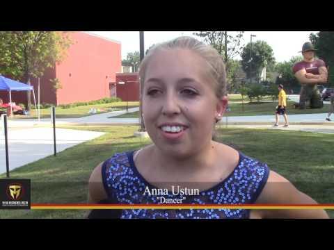 2016 Alexandria 9/11 Heroes Run - Full Length Interviews