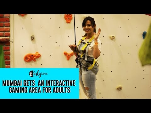 Let's Play Is Mumbai's Best Interactive Gaming Area For Adults| Curly Tales