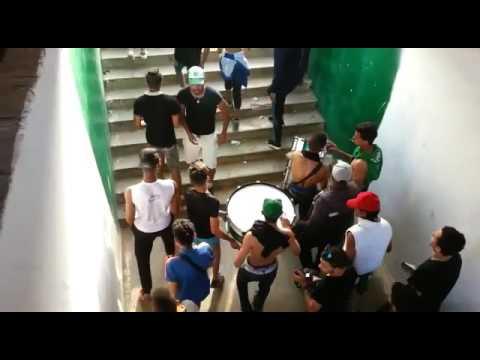 Helala boys la banda Verde