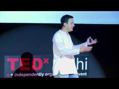 Ravi Mantha at TEDxDelhi