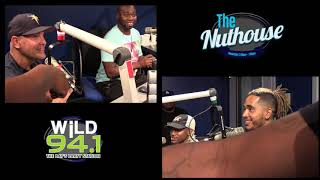 Social House Interview - Nuthouse Wild 94.1