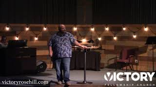 Victory Fellowship Church 6 6 21 Our Relationship with the World