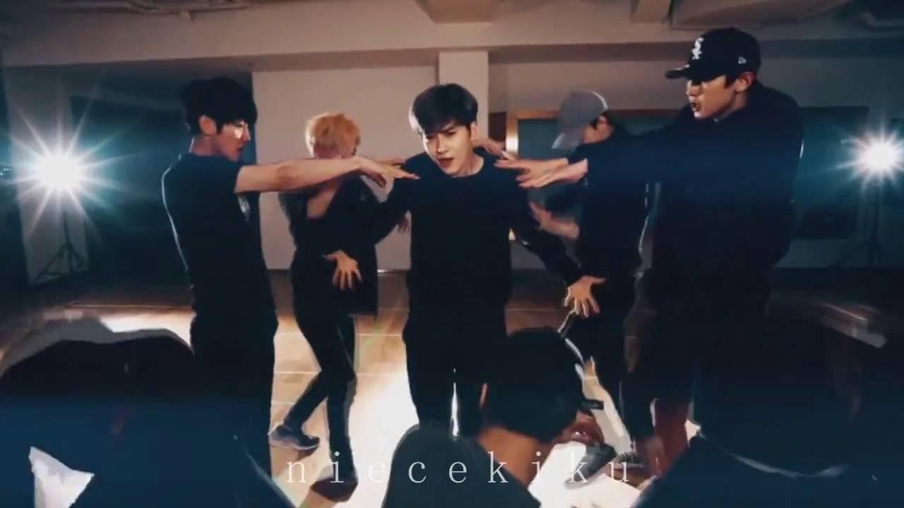 Suho Focus Exo Monster Dance Practice Youtube