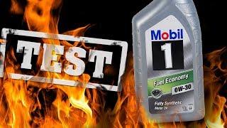 Mobil 1 Fuel Economy 0W30 Który olej silnikowy jest najlepszy?