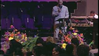 Bishop Dale C. Bronner of Word of Faith Family Worship Cathedral in Atlanta, GA