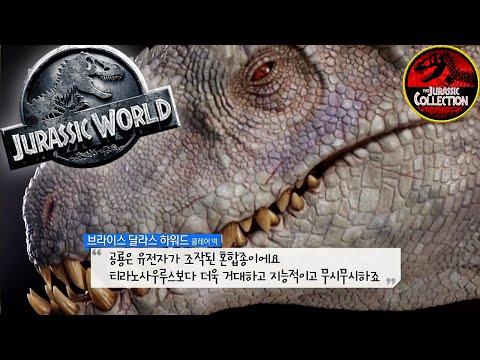 Jurassic World | Korean Behind the Scenes!! | 2015 HD