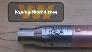 Popeye Revbuildable Dripping Atomizer Puffdade.com & iCloudCig