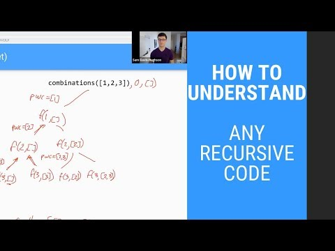 How to Understand Any Recursive Code