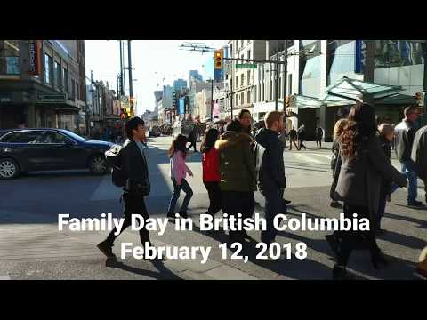 Vancouver Vacation: Family Day