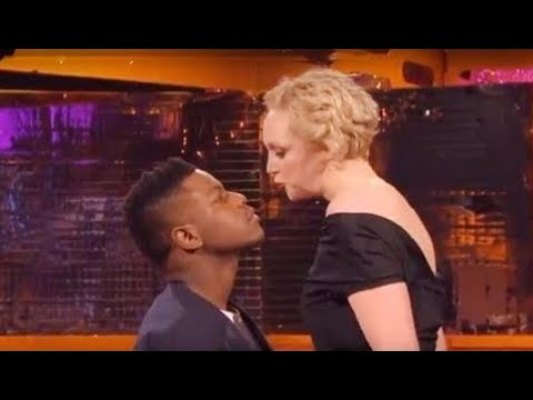 A Kiss From Top - How Funny it's look like - The Graham Norton Show 2017