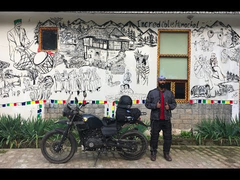 Royal Enfield Himalayan Odyssey | Day 4 | Ride to Manali