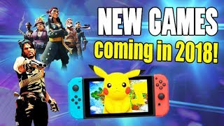 Top 5 NEW games 2018!!!! (ps4/xboxone/switch)