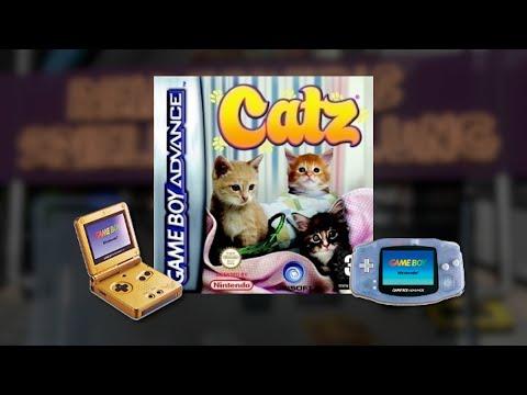 Gameplay : Catz [Gameboy Advance]