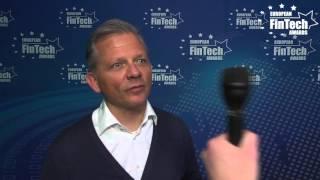 Interview Matthias Kröner Fidor Bank at European FinTech Awards & Conference 2016